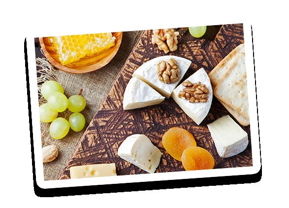 Küçük Peynir Ürünleri