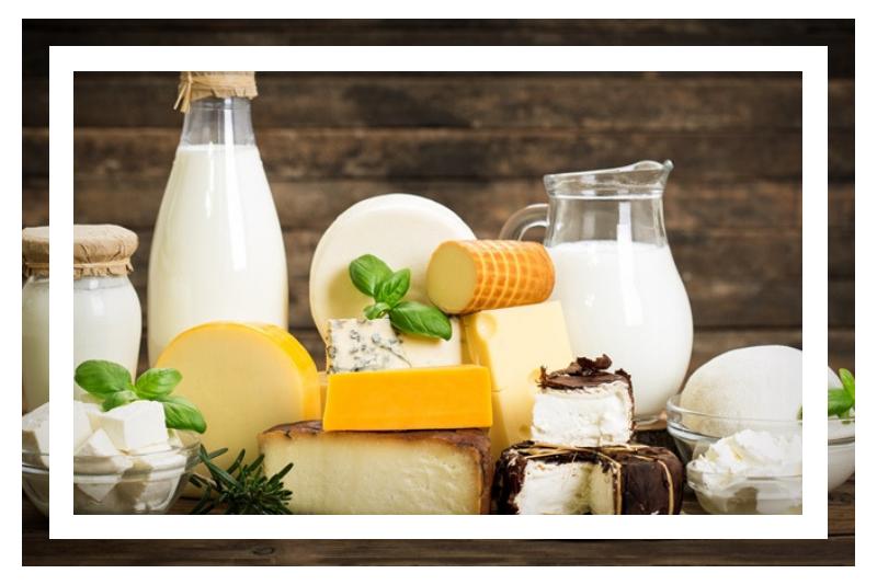 Süt ve Süt Ürün Grupları