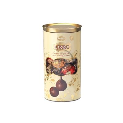Lorro Sütlü Karamel Yumuşak Dolgulu Trüf Çikolata
