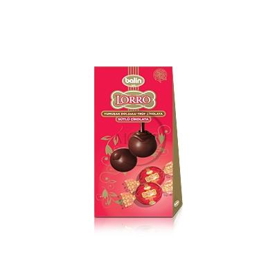 Lorro Sütlü Yumuşak Dolgulu Trüf Çikolata