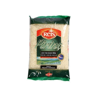Reis Baldo Pirinç Trakya 1 Kg